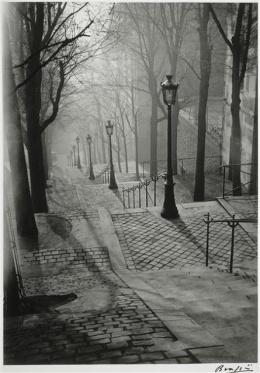 Brassaï, Montmartre