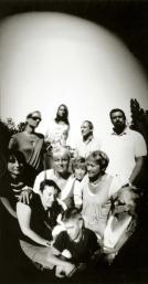 Elisabeth Towns, Oscura, Portraits de familles et figures du quartier, Rennes, 2010-2011